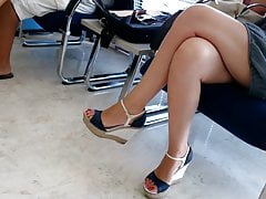 GREAT Candid Feets