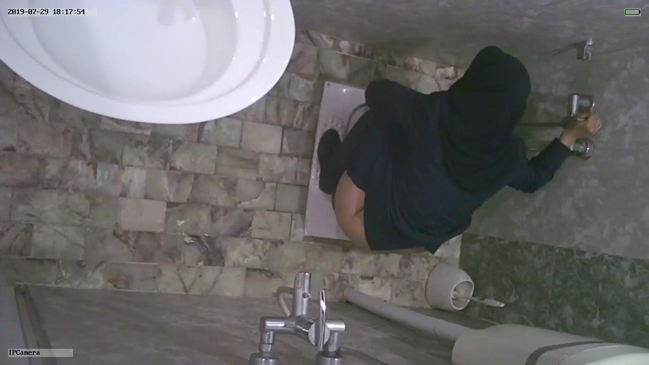 iranian toilet spy cam