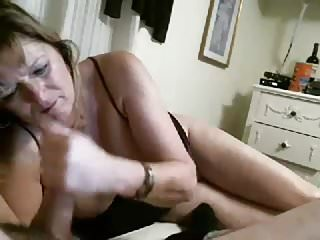 Fucks wanks and everything else on his hard...