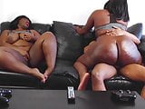 BBW Stepsister Has A Out-Of-Body Experience On Dick