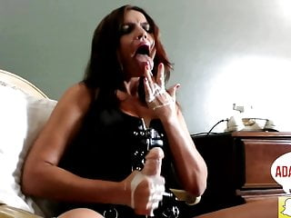 Futanari A Preview : Phone Domina Sex Paulina's