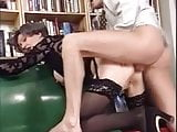 Old and young in a perverse piss and fisting orgy
