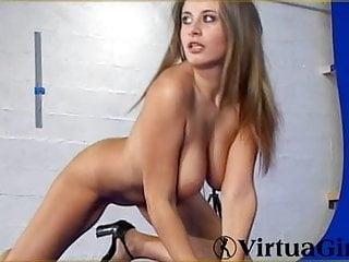 lighten playwhore striptease model French Elya