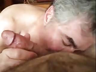 Playing with a cock...