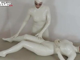 German latex fetish babes...