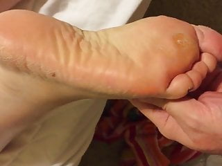whiteboisex - rough soles