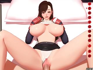 Tifa Final VII Love Fantasy 3D