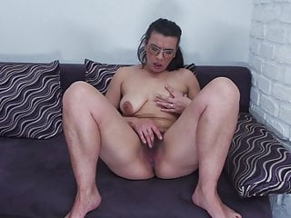 Mom with hairy cunt ass...