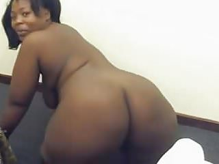Huge bubble ass ebony from south africa...