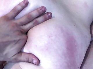 Finger fun busty wife