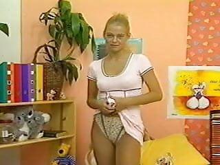 german blonde 18yo