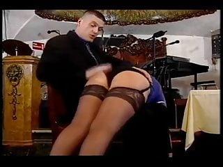 British nurse spanked...