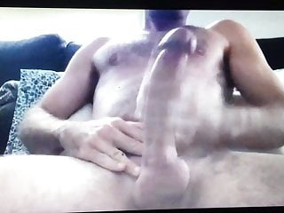 Huge 12inch dick busts a nut heavy...