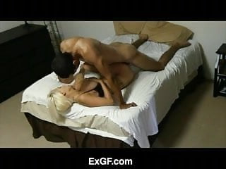 EXGF-Cheating Blonde Slut Fun