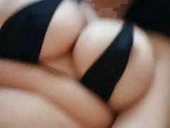 Lebanese Big Tits Micro-Bikini 2