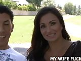 Are you ok with watching your wife fuck a stranger