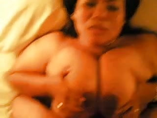 Amateur asian titty fuck and cumshot...
