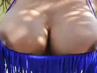 Fernanda ferrari shakes her tits for your pleasure...
