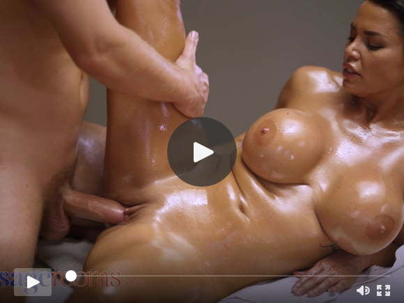 massage rooms big tits brunette chloe lamour oil soaked fucksexfilms of videos