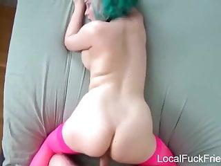 bbw slut gets fucked