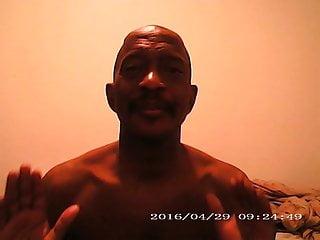 Dan M Stl Black Male Bottom. Evening Flexing, Ass 1