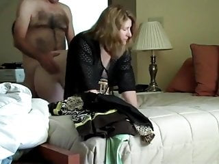 Fucks in in laws bed while housesitting...