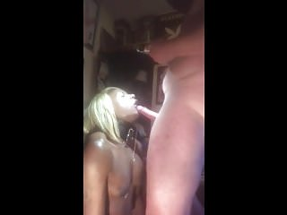 Throat fucked like a cunt