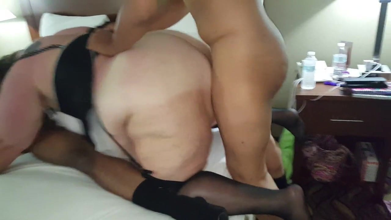 British Amateur Wife Gangbang