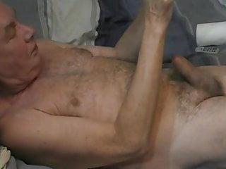 Jim Redgewell wanking in November 2019