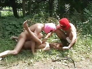 Wild gays...