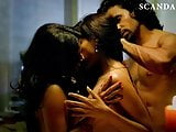Anangsha Biswas & Priyanka Bose 3Some on ScandalPlanet.Com