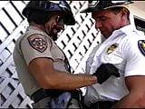 BIC Production promo clips - uniform men cops