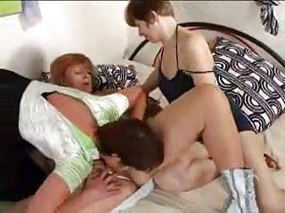 Old Mature lady's Lesbian fun