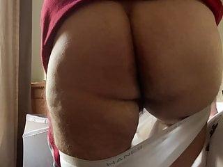 Chubby butt...