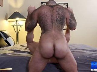 BREEDMERAW Inked Hairy Atlas Grant Raw Breeds Gabriel Divo