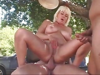 Dana Hayes Gangbanged