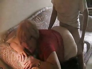 Gets A Granny With Fucked Ass Big
