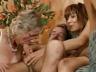 Old liked orgy...