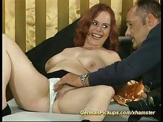 Pickup german redhead for pon movie...