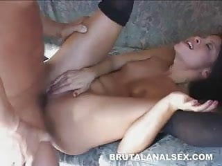 Petite asian jayna oso brutal analed and facialed...