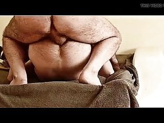 Hung Hairy Top – Eager Hairy Hole: BB in Various Positions