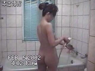 Nice chinese woman...