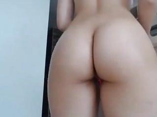 Pale butt...