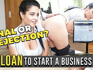 Loan4k hottie alex black out of money so...