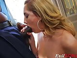 Chloe Amour wants a big black dick in her tight pussy