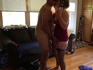 Ken and Marie finish a private pound display for 2 guys, pt1