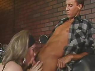 Classic crossdresser porn...