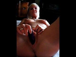 Jennifer and the pink dildo
