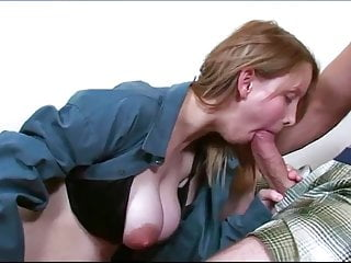 Brother cock fucked my busty girlfriend...