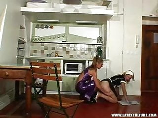 Latex maid eve 5